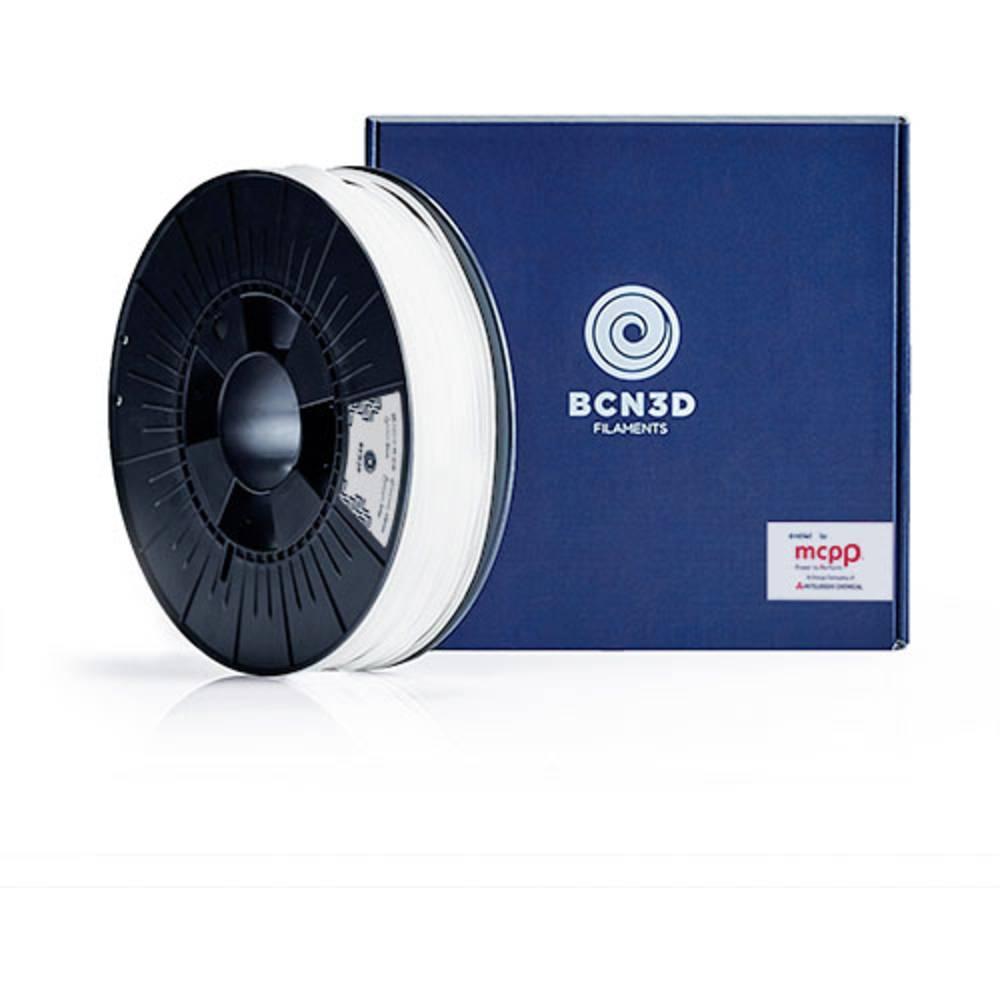 BCN3D PMBC-1000-001 3D-skrivare Filament PLA-plast UV-beständig 2.85 mm 750 g Vit 1 st