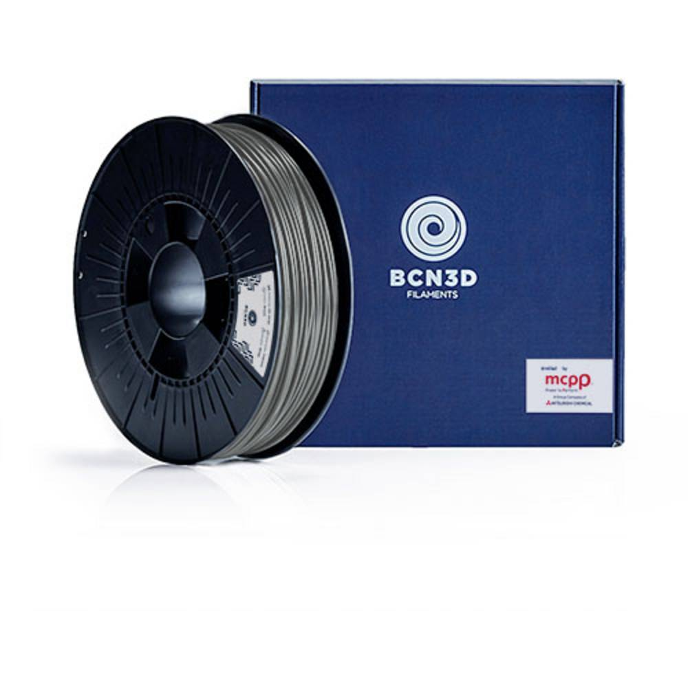 BCN3D PMBC-1000-003 3D-skrivare Filament PLA-plast UV-beständig 2.85 mm 750 g Silver 1 st