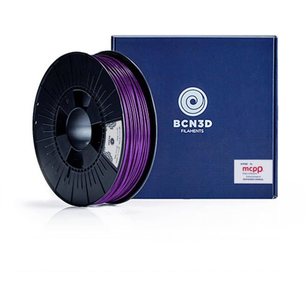BCN3D PMBC-1000-005 3D-skrivare Filament PLA-plast UV-beständig 2.85 mm 750 g Violett 1 st