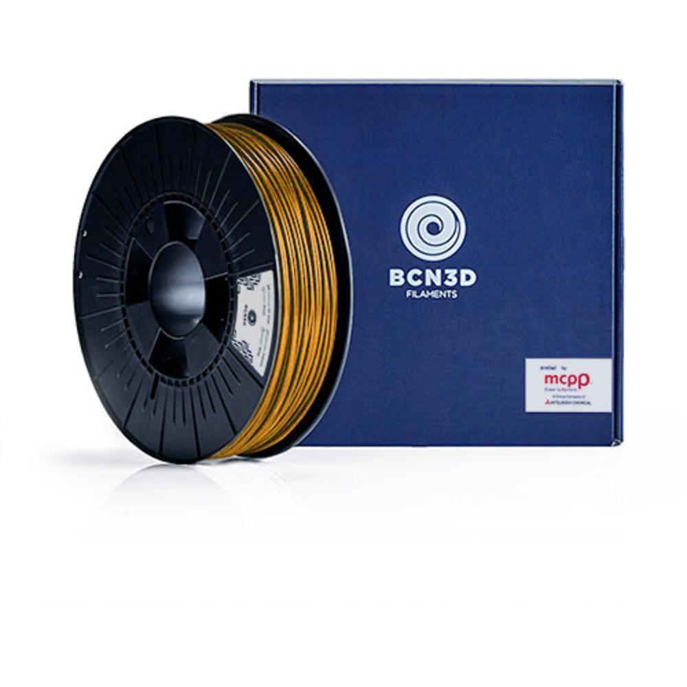 BCN3D 615IT-A413222 3D-skrivare Filament PLA-plast UV-beständig 2.85 mm 750 g Orange 1 st