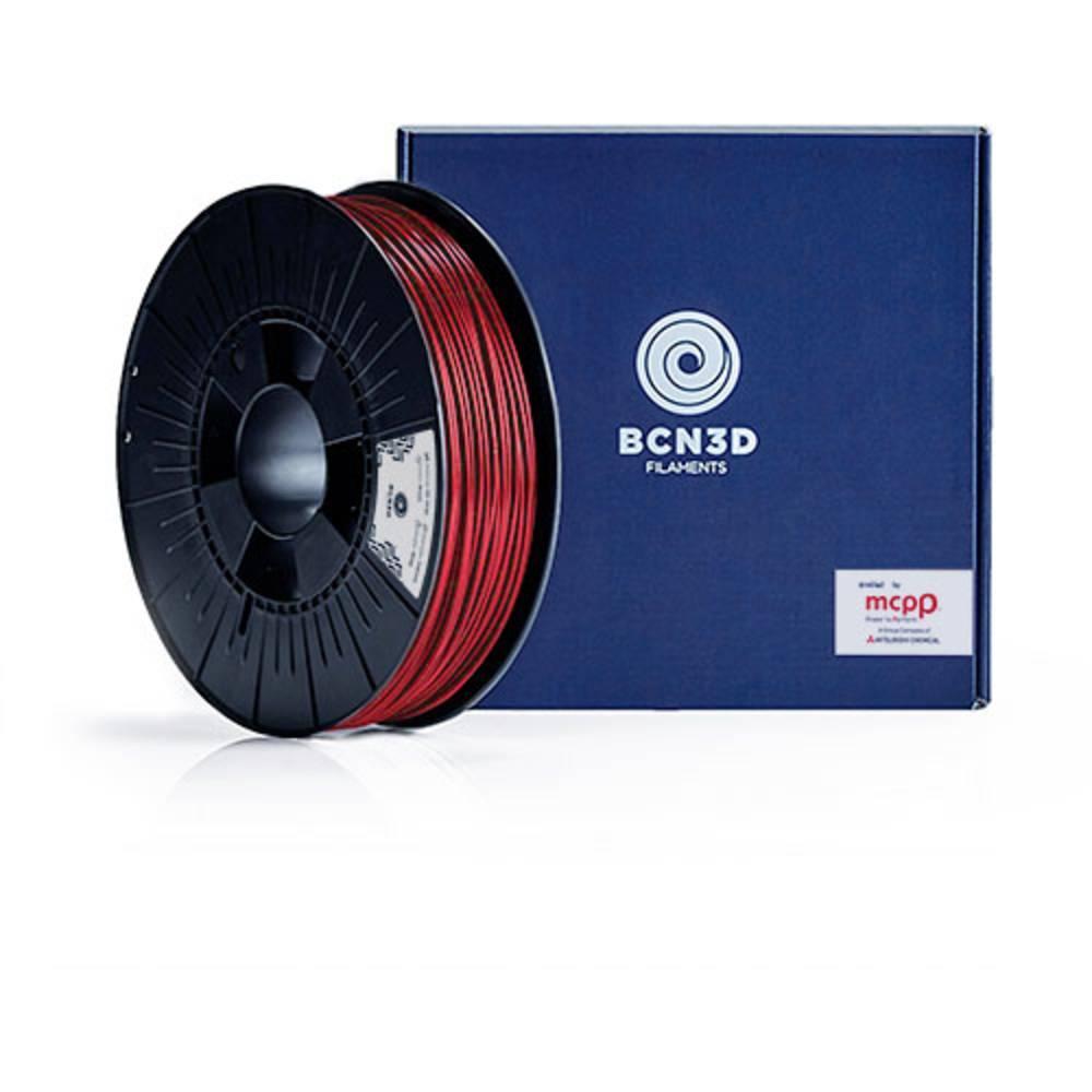 BCN3D PMBC-1000-006 3D-skrivare Filament PLA-plast UV-beständig 2.85 mm 750 g Röd 1 st
