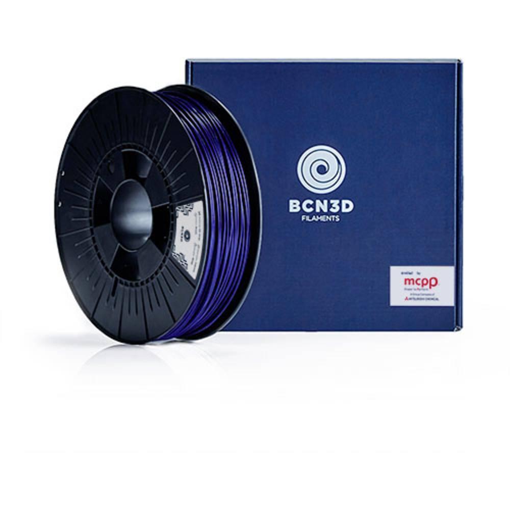 BCN3D PMBC-1000-011 3D-skrivare Filament PLA-plast UV-beständig 2.85 mm 750 g Mörkblå 1 st