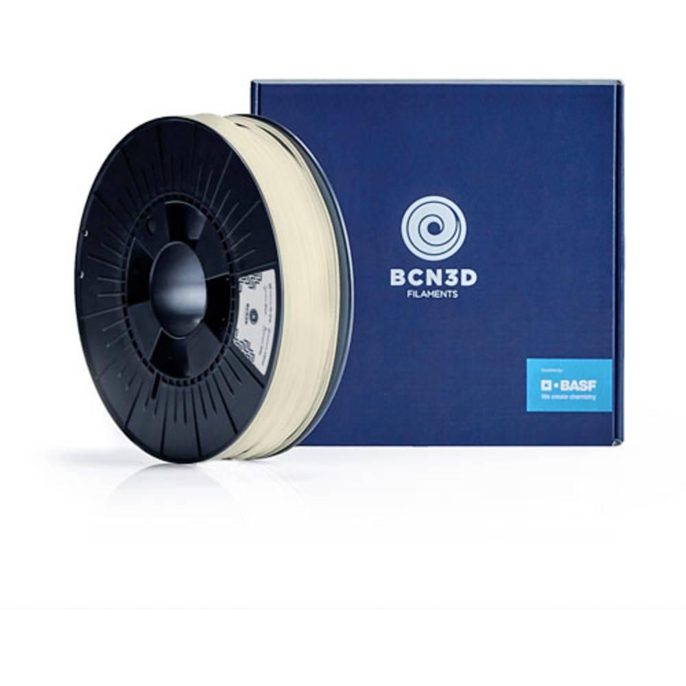 BCN3D PMBC-1002-001 3D-skrivare Filament ABS-plast 2.85 mm 750 g Naturvit 1 st