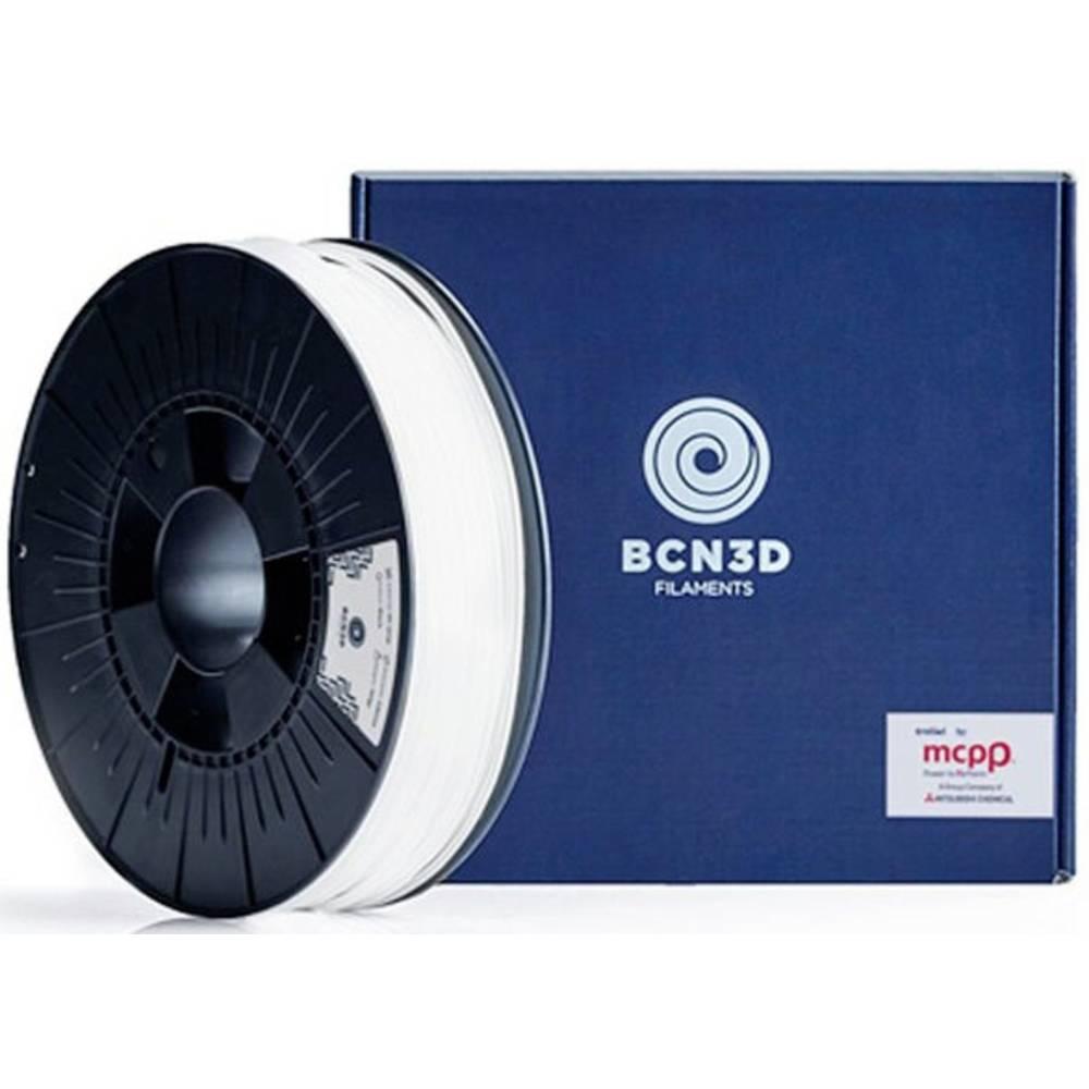 BCN3D PMBC-1003-001 3D-skrivare Filament TPU flexibel 2.85 mm 750 g Vit 1 st