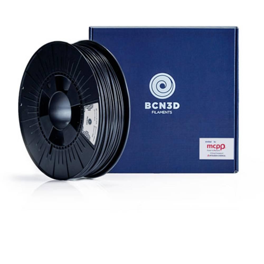 BCN3D PMBC-1003-002 3D-skrivare Filament TPU flexibel 2.85 mm 750 g Svart 1 st