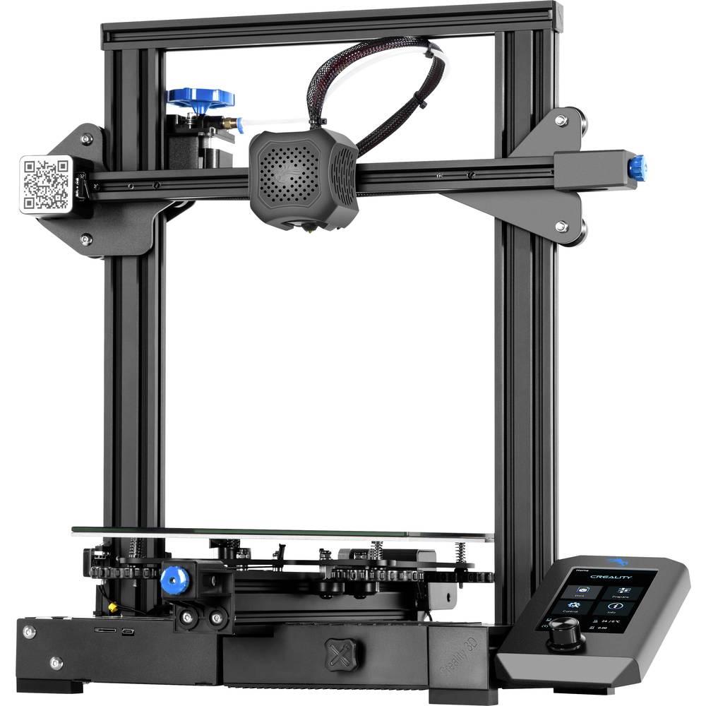 Creality Ender-3 V2 3D-printer bouwpakket