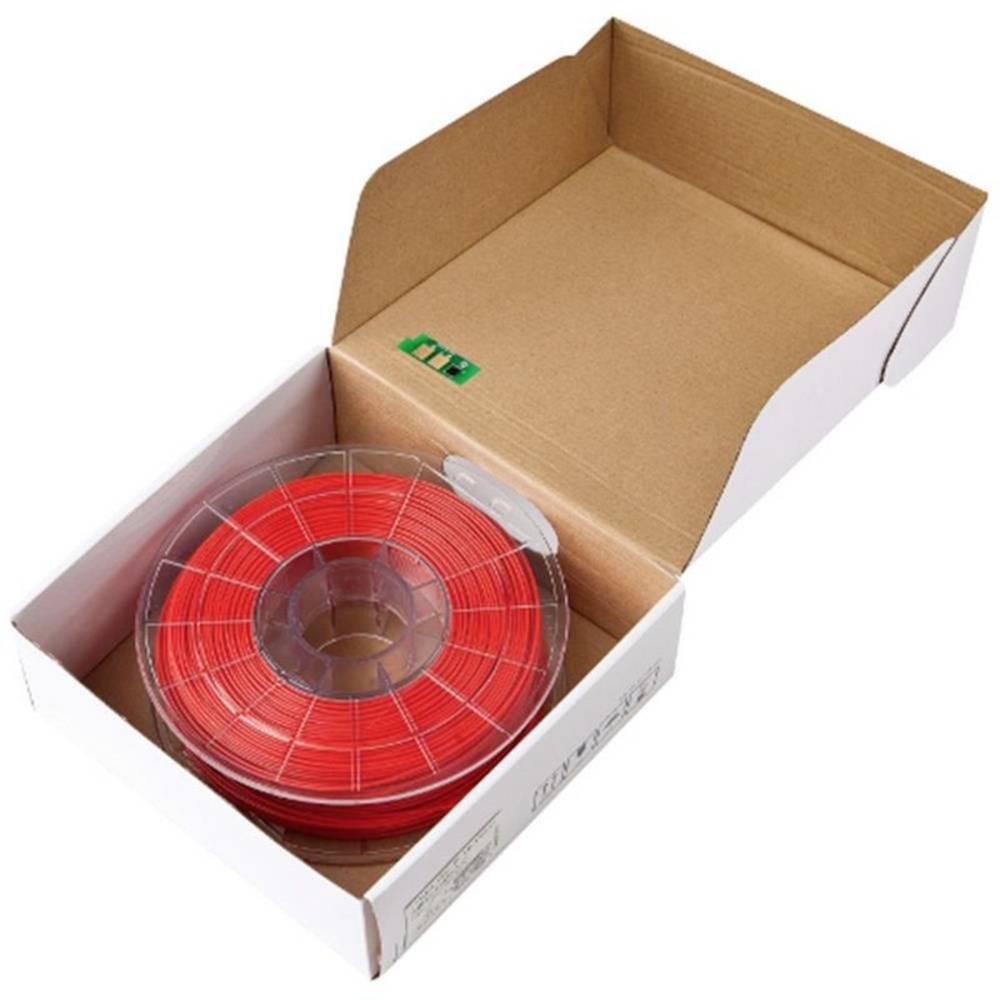 Sindoh FISI-ABRF-RE0 3D-skrivare Filament ABS-plast 1.75 mm 600 g Röd