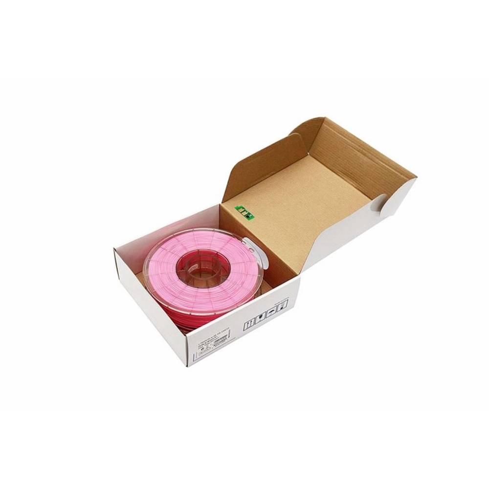 Sindoh 8809368985071 3D-skrivare Filament PLA-plast 1.75 mm 700 g Rosa
