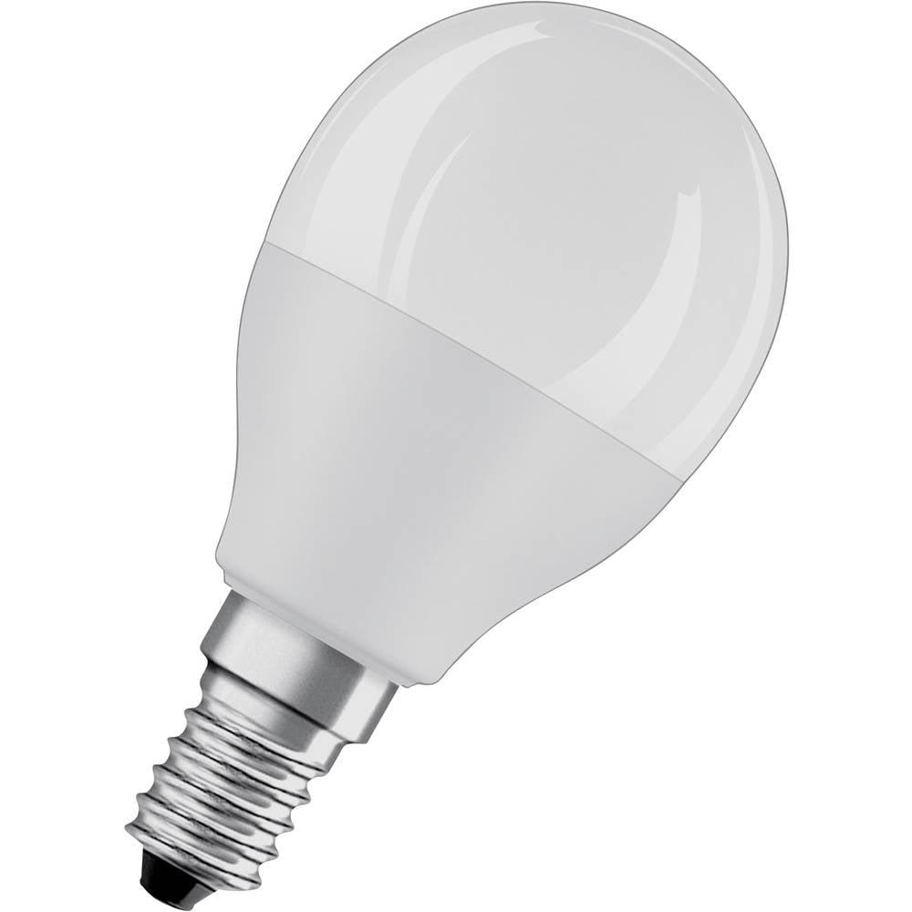 Osram LED Retrofit RGBW E14 B45 6W 827 470lm Mat | Dimbaar Zeer Warm Wit Vervangt 40W