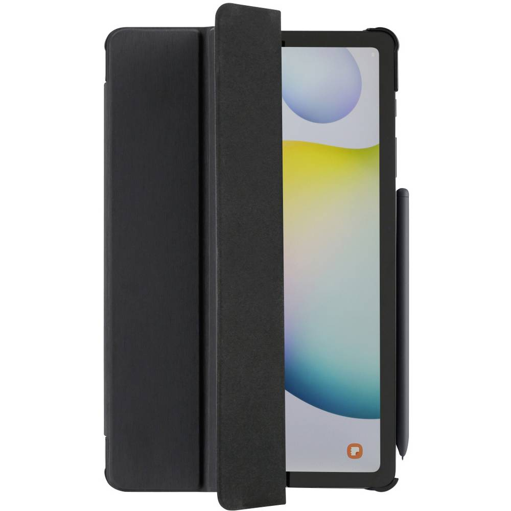 Hama Fold FlipCase Fodral för surfplatta Samsung Galaxy Tab S6 Lite Svart