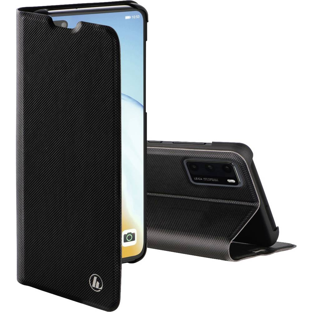 Hama Booklet Slim Pro Booklet Huawei P40 Svart
