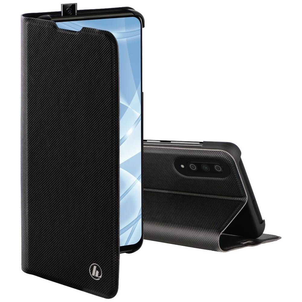 Hama Slim Pro Booklet Huawei P smart Pro Svart
