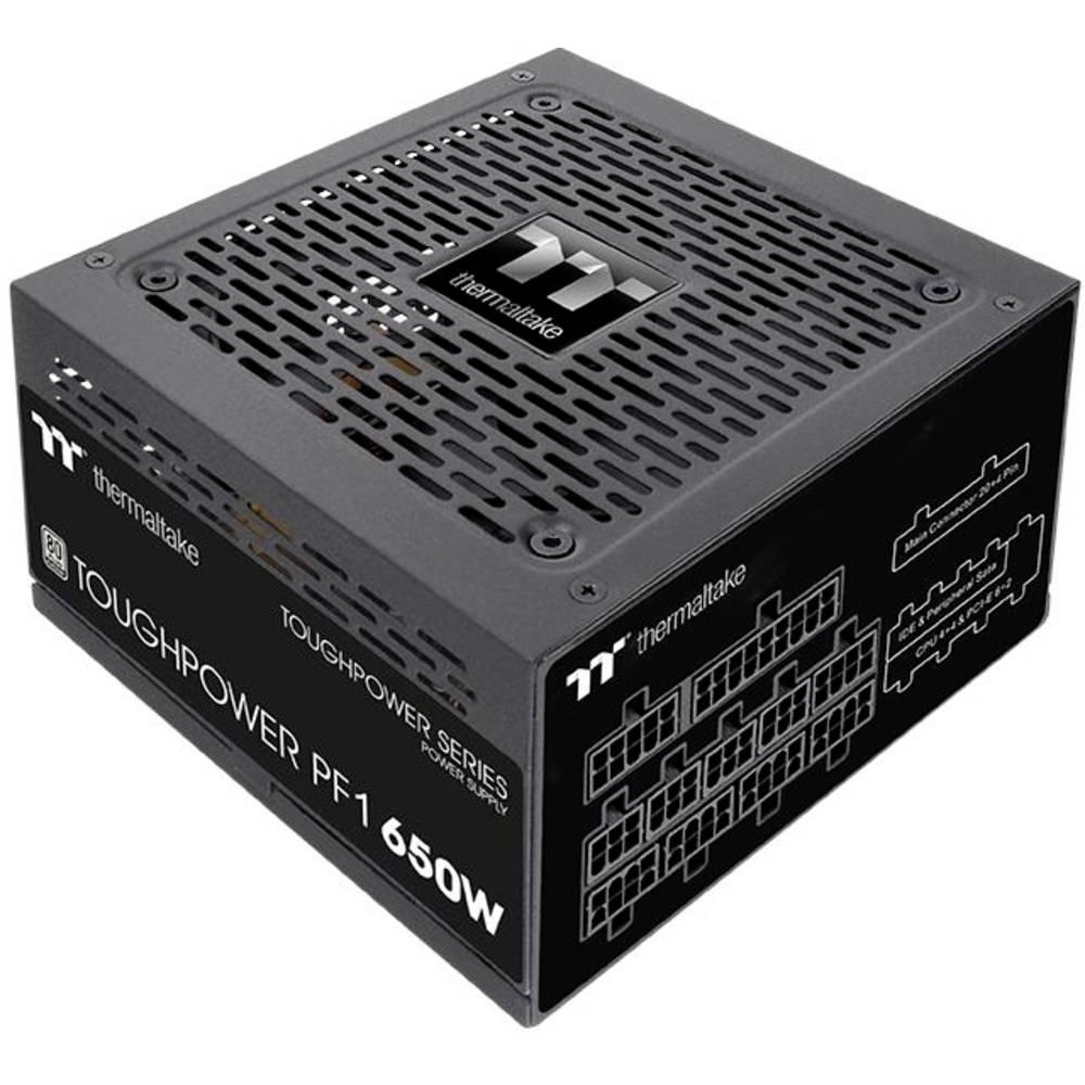 Thermaltake Toughpower PF1 PC nätaggregat 650 W ATX 80PLUS® Platinum