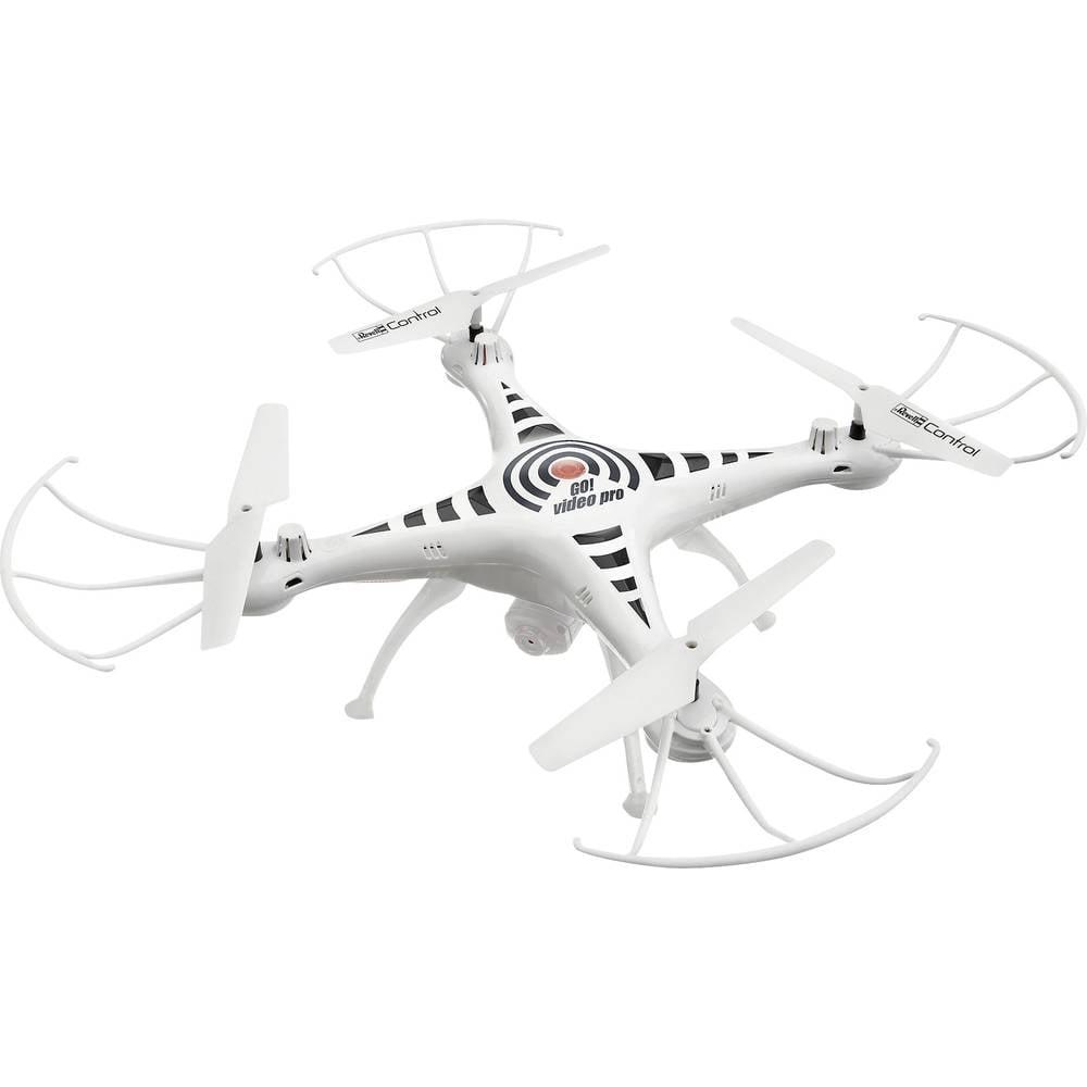 Nybörjare Quadrocopter Revell GO! Video Pro RtF
