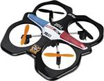 CA RC 2,4 GHz quadrocopter Police