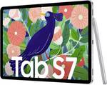 Samsung T870N Galaxy Tab S7 128 GB WiFi (Mystic Silver)