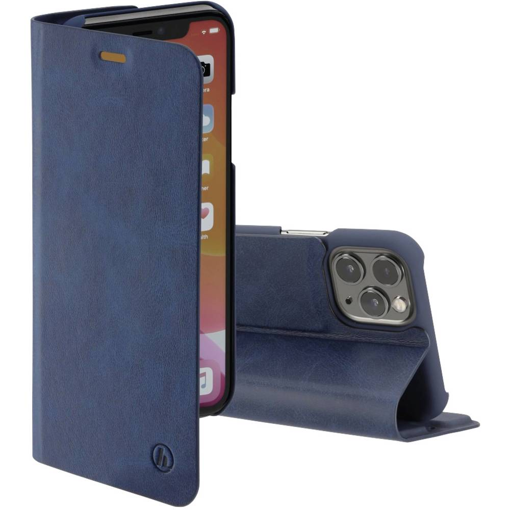Hama Guard Pro Booklet Apple iPhone 12, iPhone 12 Pro Blå