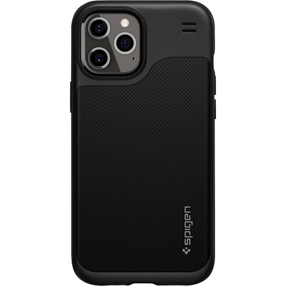 Spigen Hybrid NX Case Apple iPhone 12, iPhone 12 Pro Svart