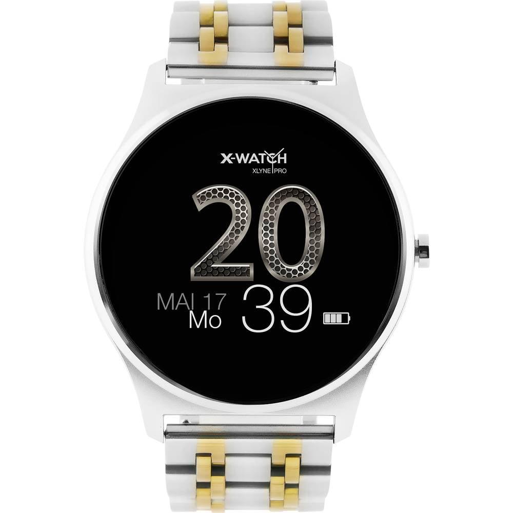 X-WATCH Joli XW PRO Smartwatch 45 mm Silver