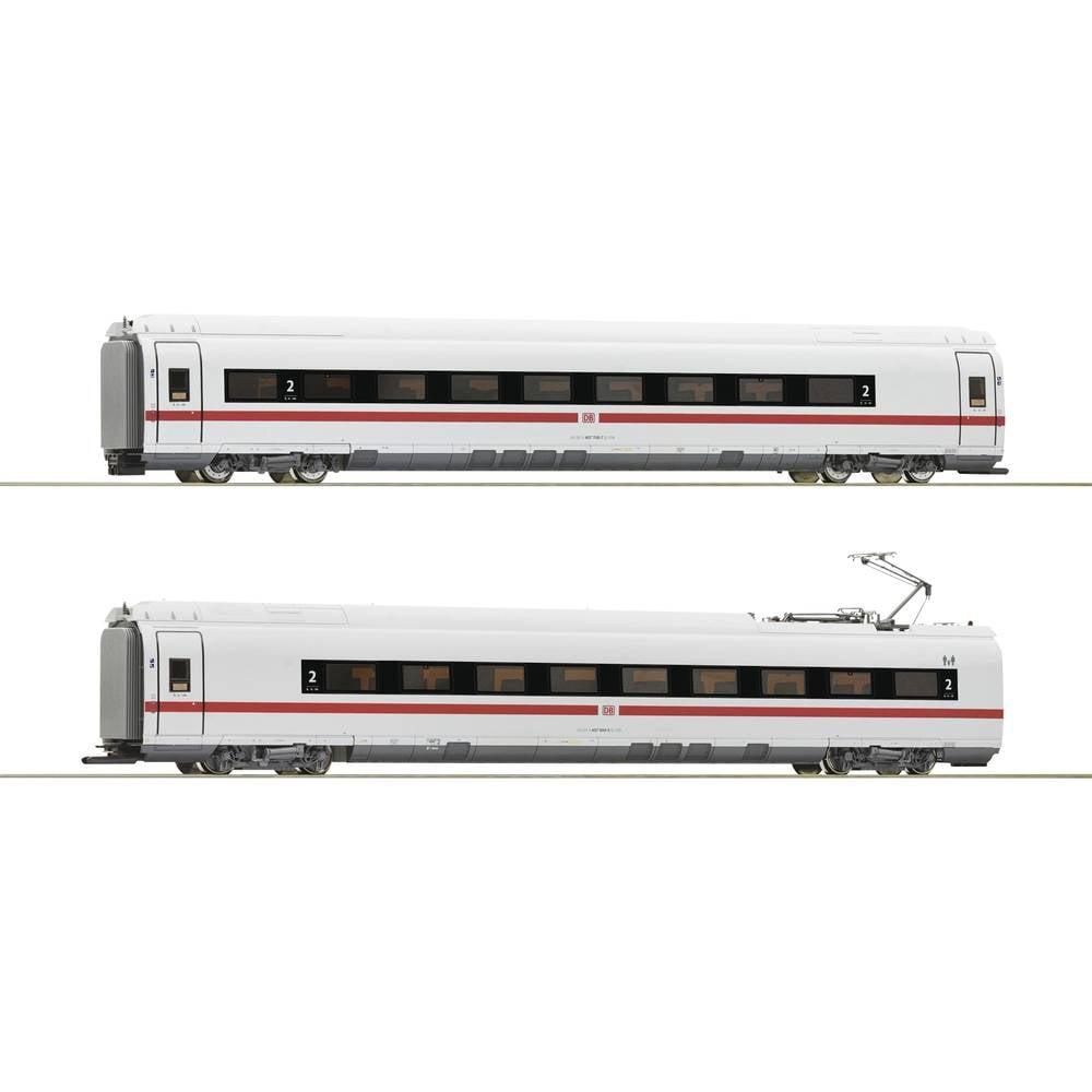 Roco 72098 H0 2-delige set tussenwagens BR 407 van de DB AG