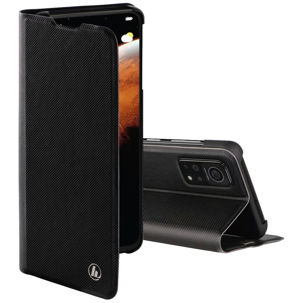 Hama Slim Pro Booklet Xiaomi Mi 10T (Pro) 5G Svart