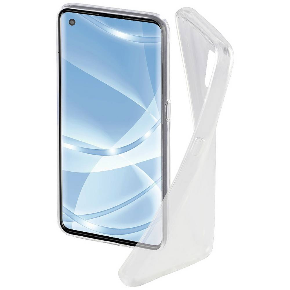 Hama Crystal Clear Cover Oppo Reno4 Pro (5G) Transparent