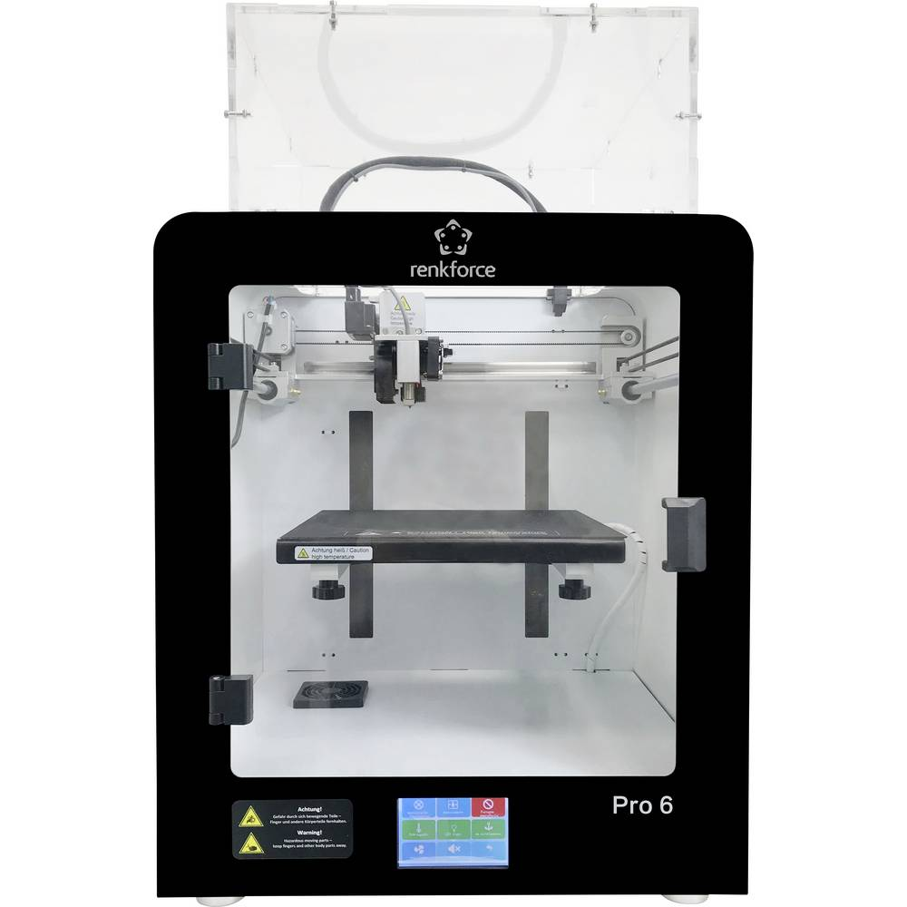3D-skrivare Renkforce Pro 6