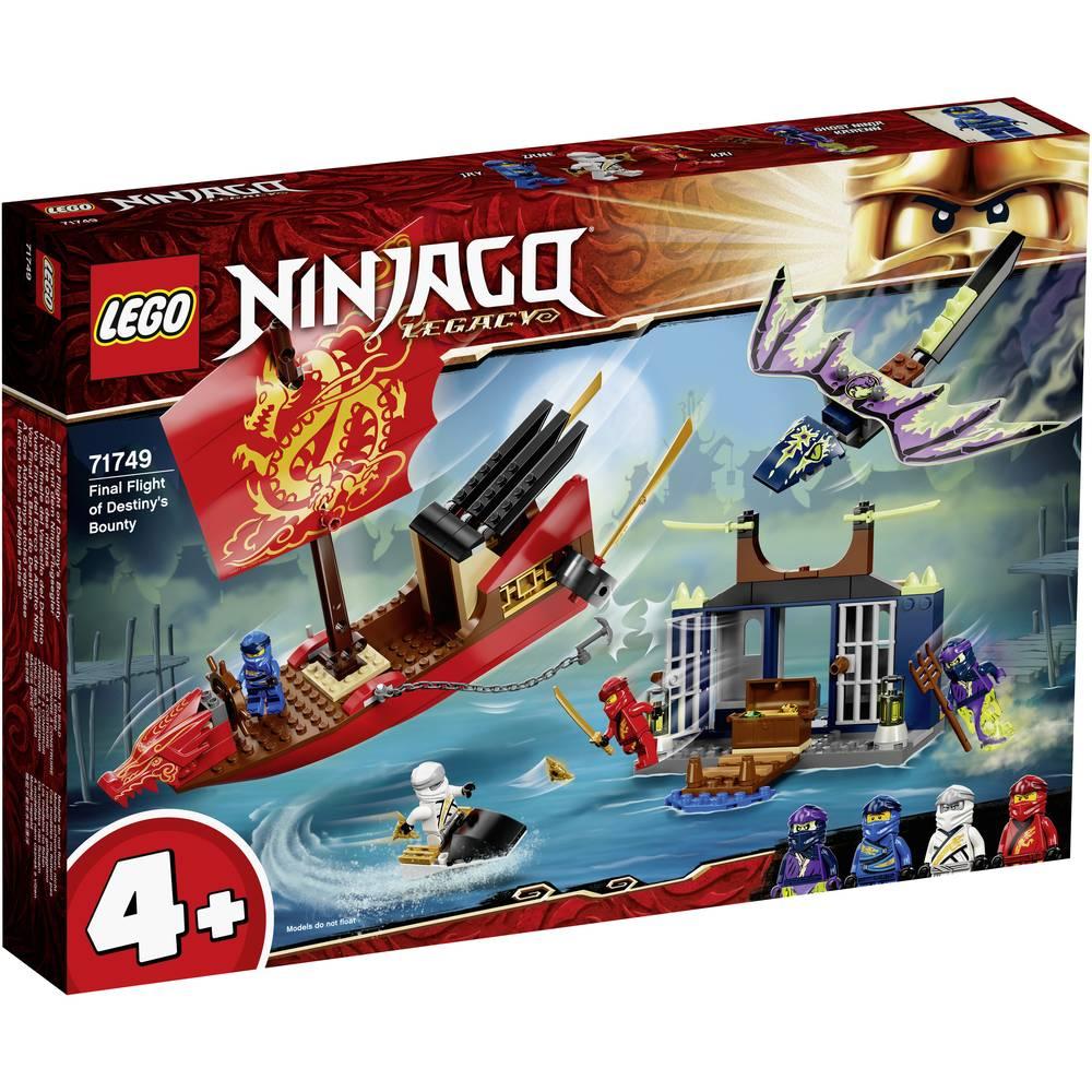 71749 LEGO® NINJAGO Flyg med Ninja-flygseglaren