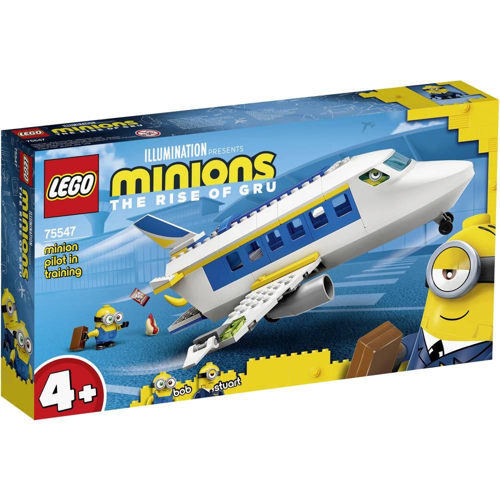 75547 LEGO® Minions Minions flygplan