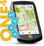 Tahuna Teasi One⁴ - Outdoor navigatiesysteem + Speed Sensor + 2 houders