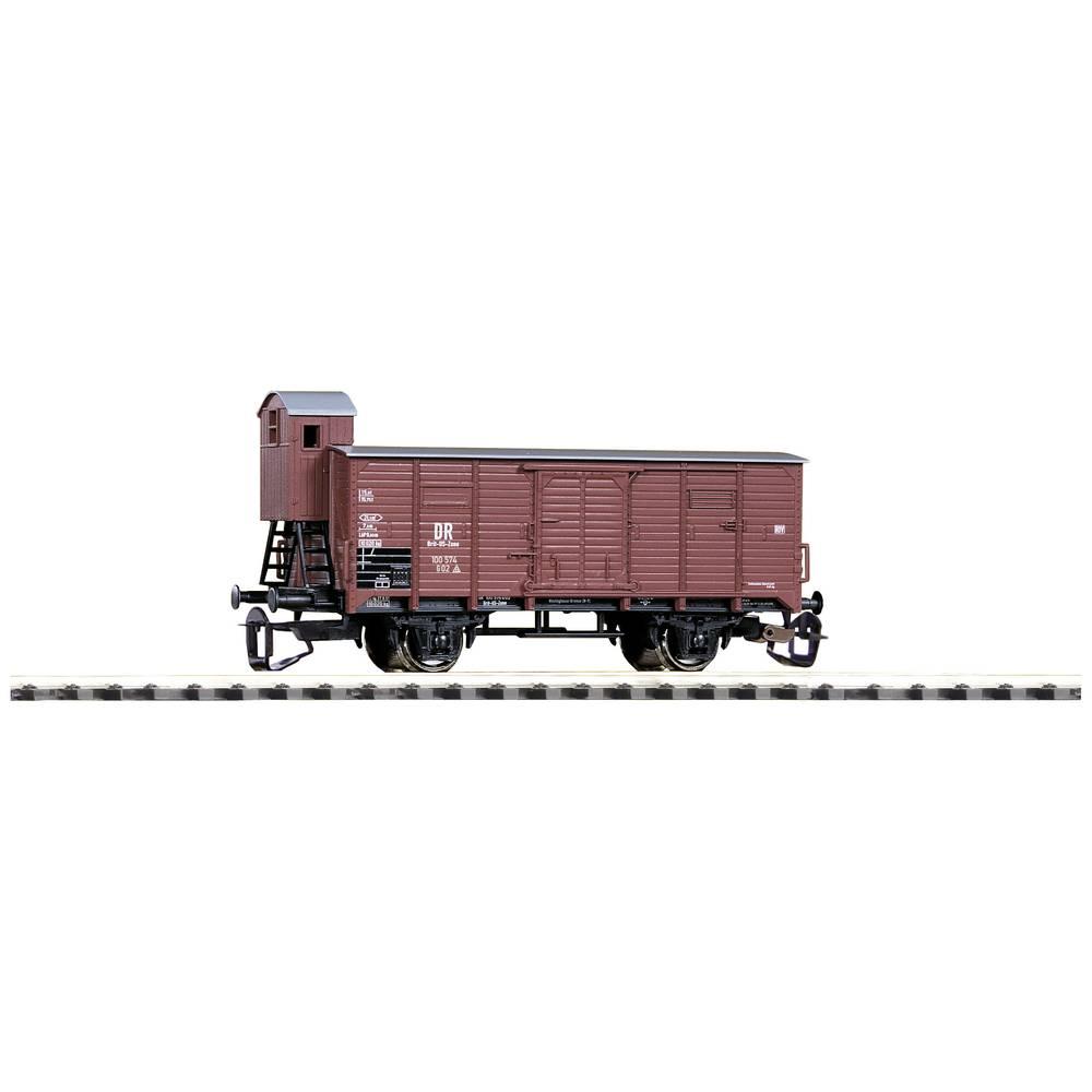 PIKO 47760 TT overdekte goederenwagen G02 met remhuisje van de DR
