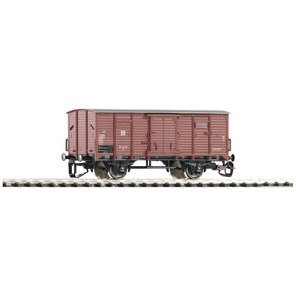 PIKO 47761 TT overdekte goederenwagen G02 van de DR