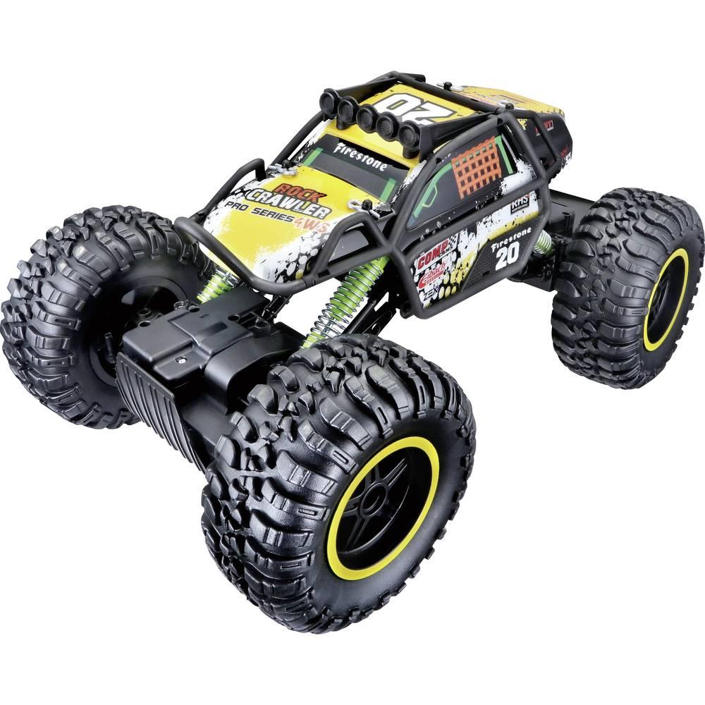 RC Bil nybörjare SUV MaistoTech Rock Crawler Pro inkl. batteri och laddningskabel