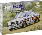 1:24 Ford Escort RS 1800 MK.II margelengd