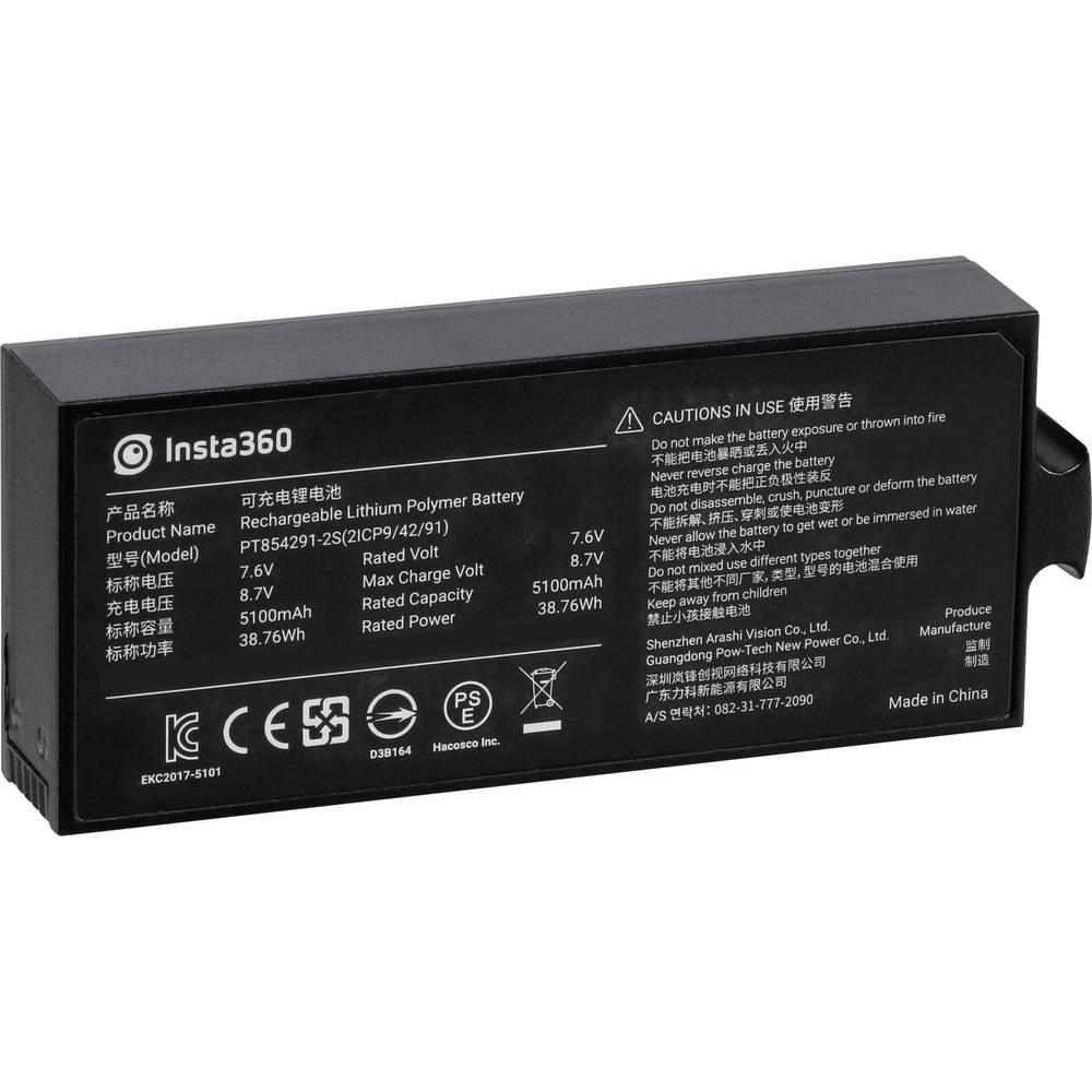 Insta360 Pro/Pro 2 reservbatteri Li