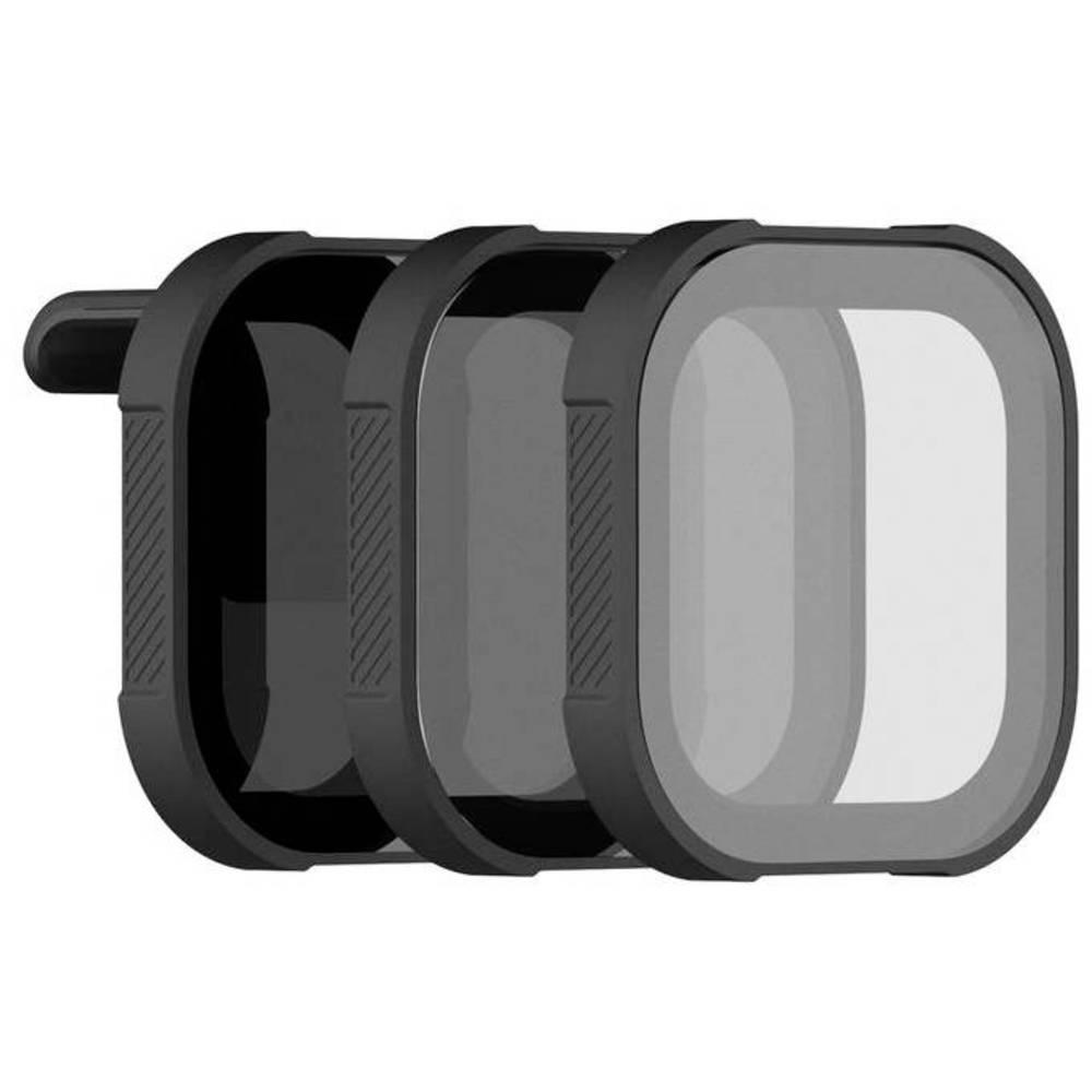 PolarPro filter 3-pack SLUTARE för GoPro Hero 8