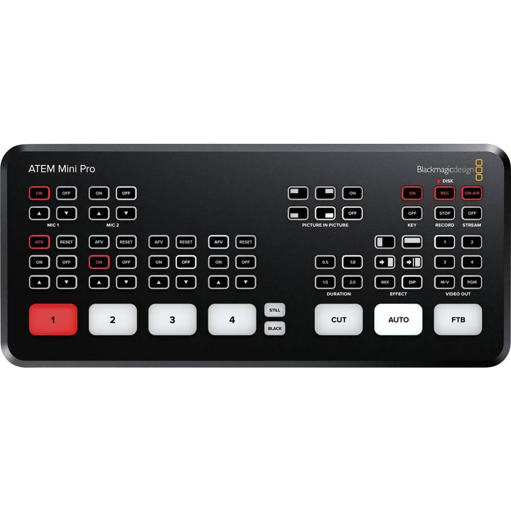 Blackmagic Design ATEM Mini Pro BM-SWATEMMINIBPR Videomixare