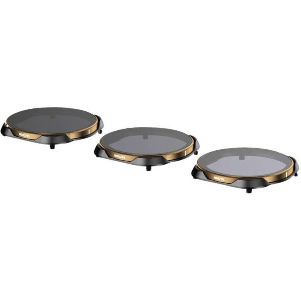 Multicopter-filterlinsset PolarPro Passar till: DJI Mavic 2 Pro