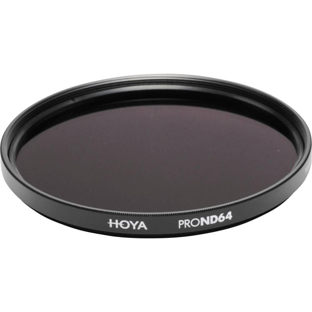 Hoya PRO ND 64 52 mm grå