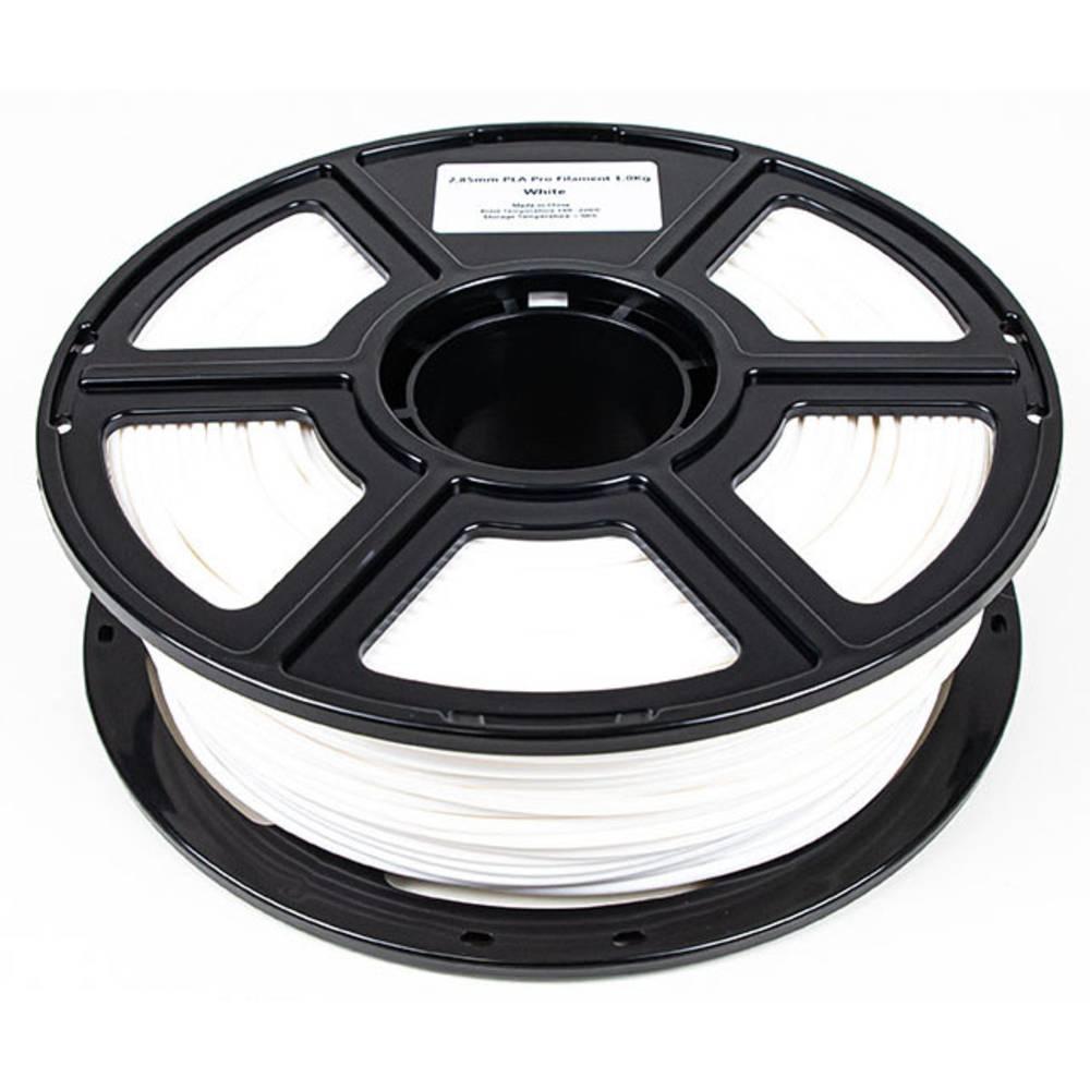 Maertz 8004 Budget PLA Pro Weiß 1,75 mm 1 KG 3D-skrivare Filament PLA-plast 1.75 mm 1000 g Vit 1000 g