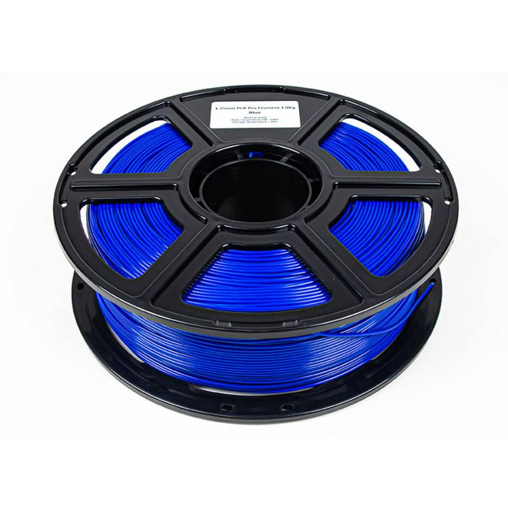 Maertz 8005 Budget PLA Pro Blau 1,75 mm 1 KG 3D-skrivare Filament PLA-plast 1.75 mm 1000 g Blå 1000 g