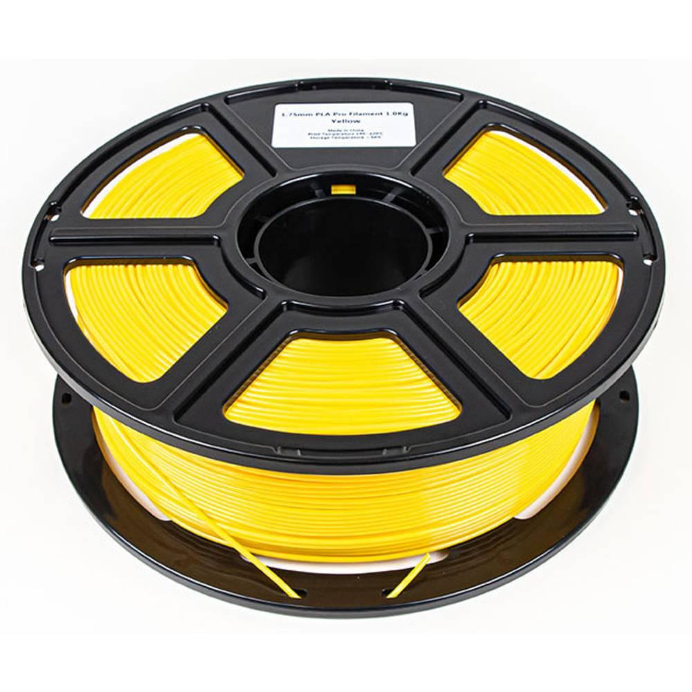 Maertz 8008 Budget PLA Pro Gelb 1,75 mm 1 KG 3D-skrivare Filament PLA-plast 1.75 mm 1000 g Gul 1000 g