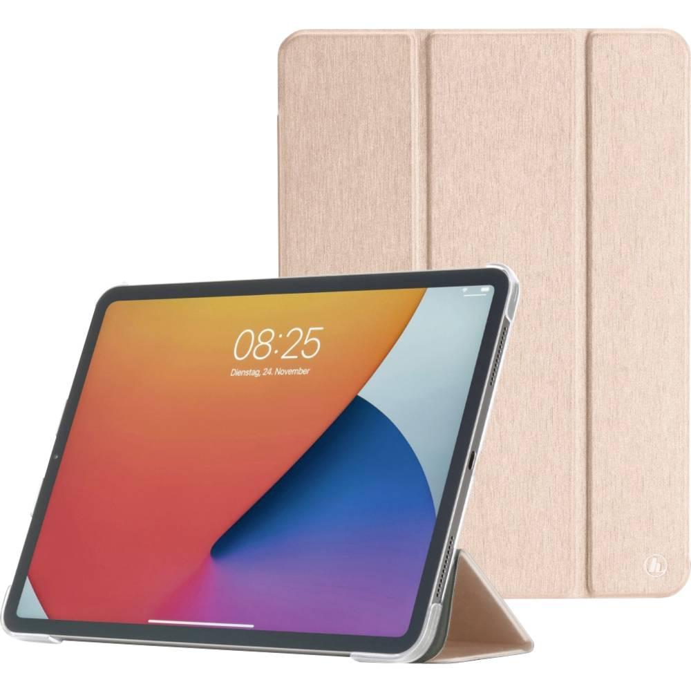 Hama Fold Clear BookCase Passar till Apple: iPad Pro 12.9 (5:e generationen), iPad Pro 12.9 (4:de generation), iPad Pro Rosa