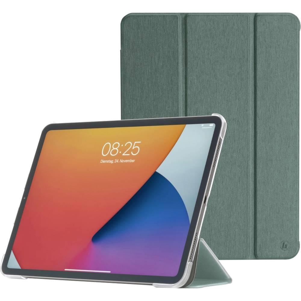 Hama Fold Clear BookCase Passar till Apple: iPad Pro 12.9 (5:e generationen), iPad Pro 12.9 (4:de generation), iPad Pro Grön