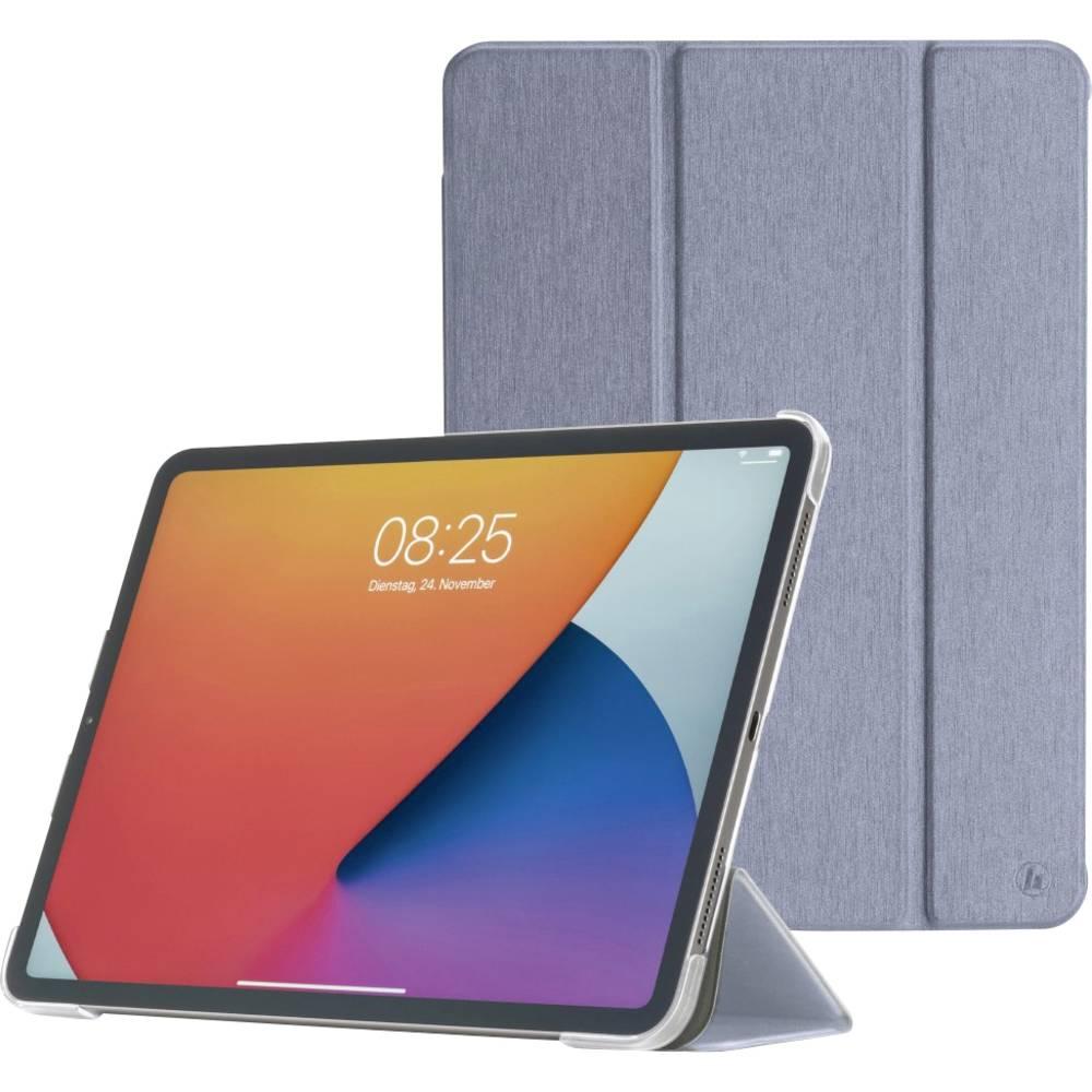 Hama Fold Clear BookCase Passar till Apple: iPad Pro 11, iPad Pro 11 (2:a generation), iPad Pro 11 (3:e generationen) Syrénlila