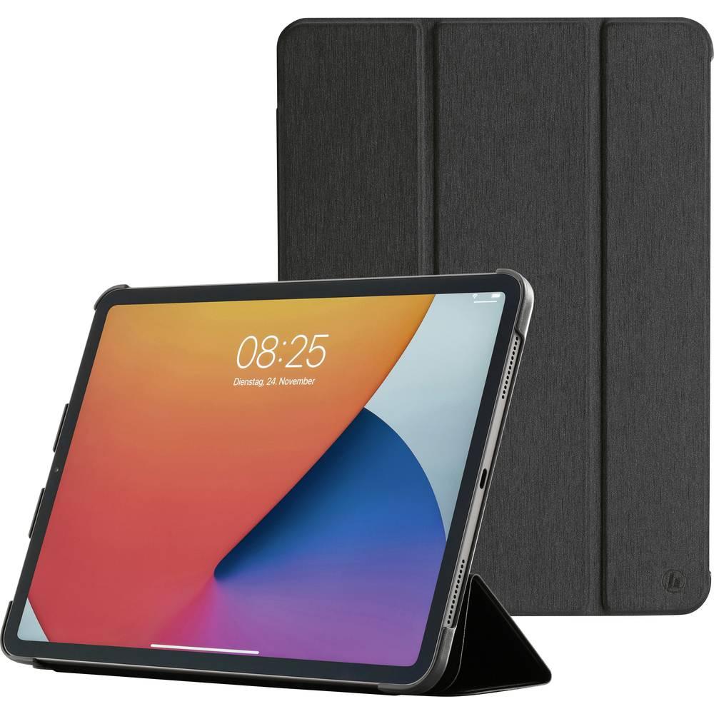 Hama Fold BookCase Passar till Apple: iPad Pro 11, iPad Pro 11 (2:a generation), iPad Pro 11 (3:e generationen) Svart