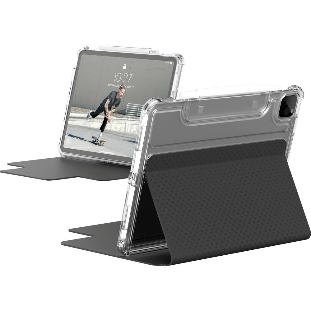 Urban Armor Gear Lucent BookCase Passar till Apple: iPad Air (4:e generationen), iPad Pro 11 ( 1:a generation), iPad Pro 11 (2:a generation), iPad Pro 11 (3:e