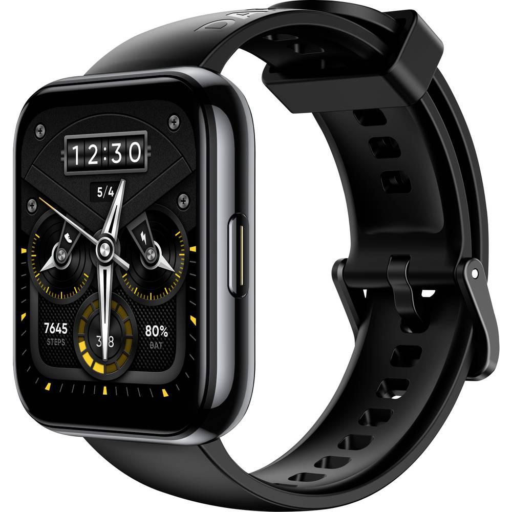 Realme Watch 2 Pro Smartwatch Svart