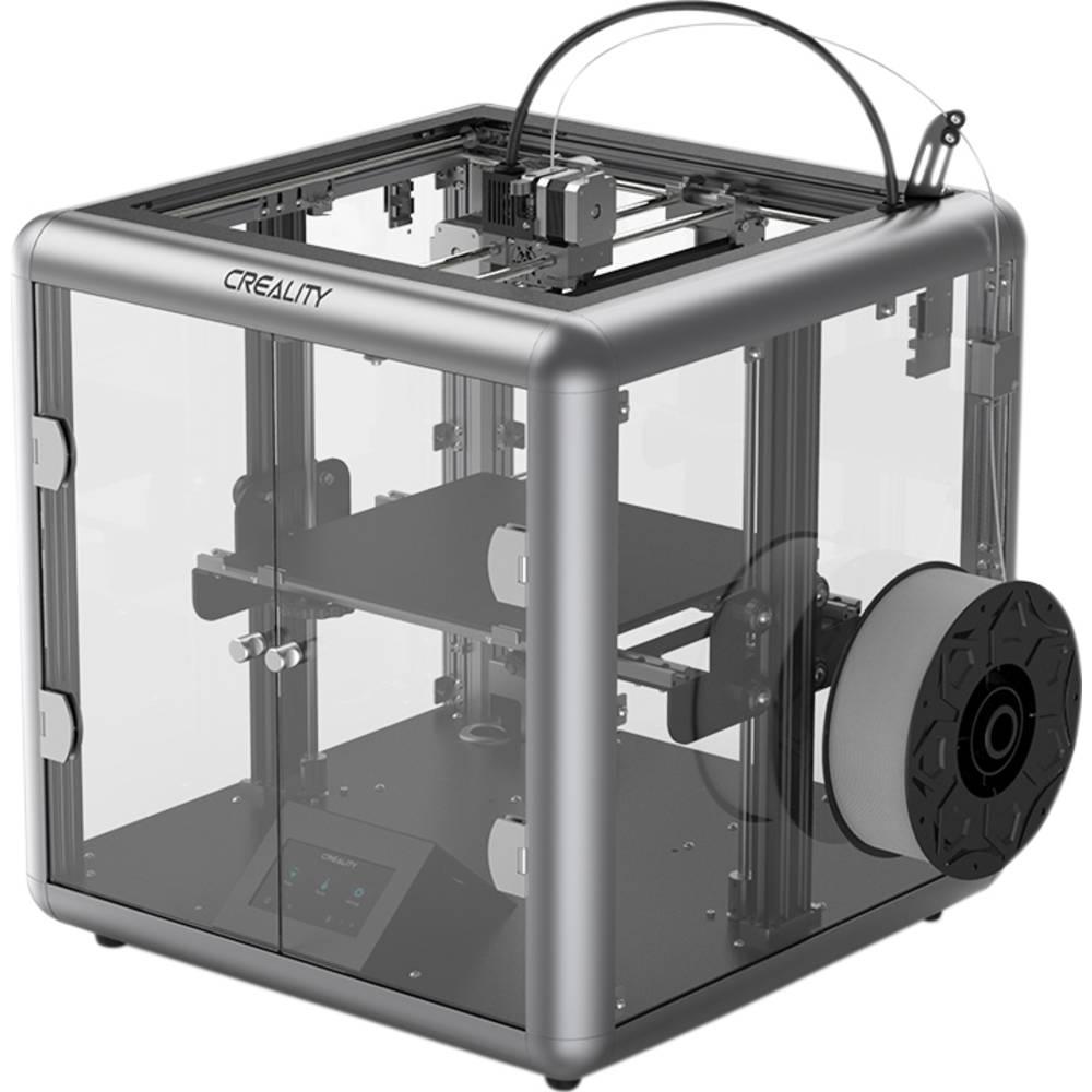 3D-skrivare byggsats Creality inkl. Filament