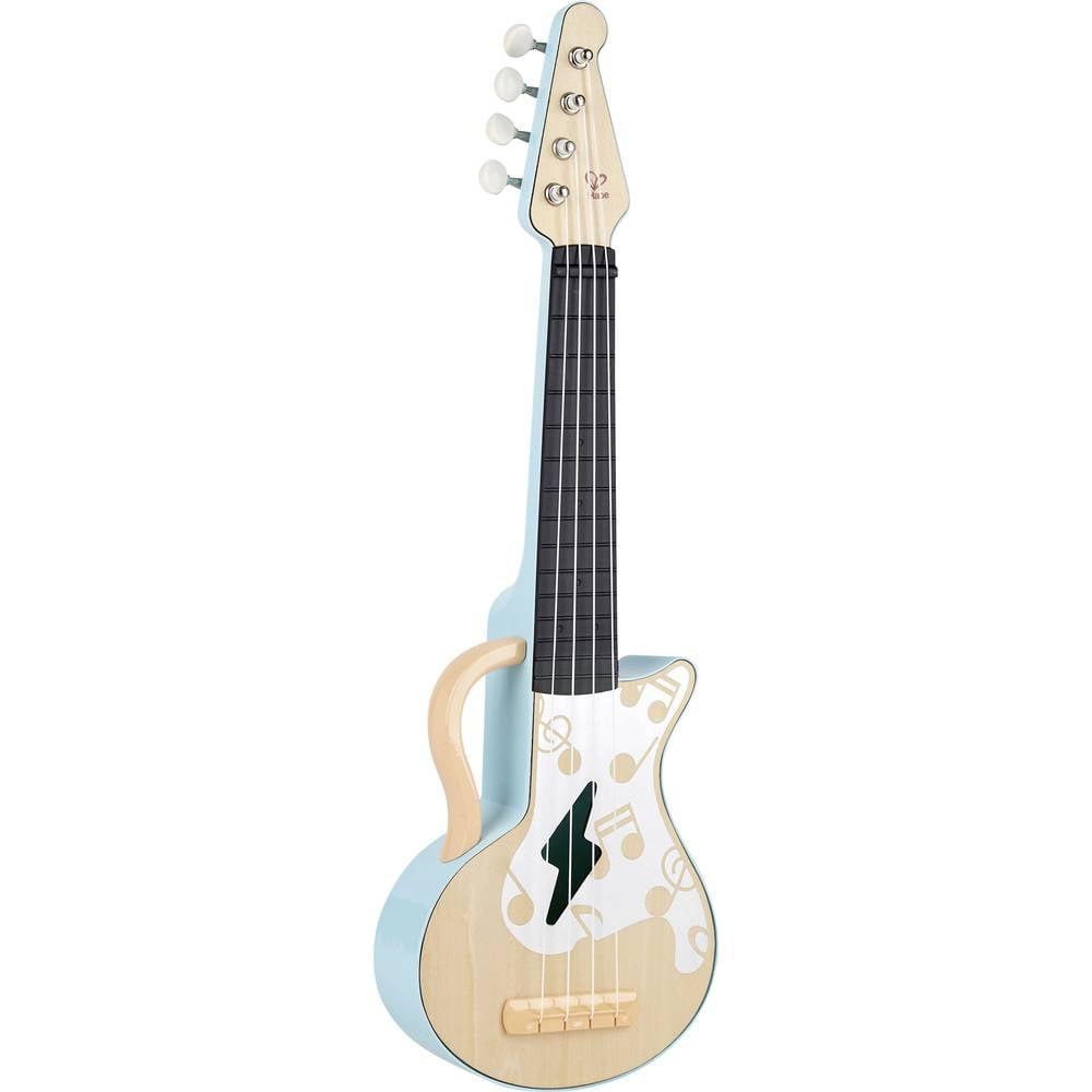 Hape RocknRoll Lern-Ukulele Mini-gitaar